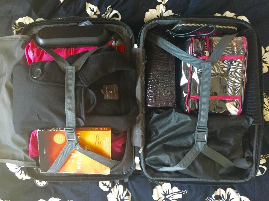 Delsey Helium Aero Packed