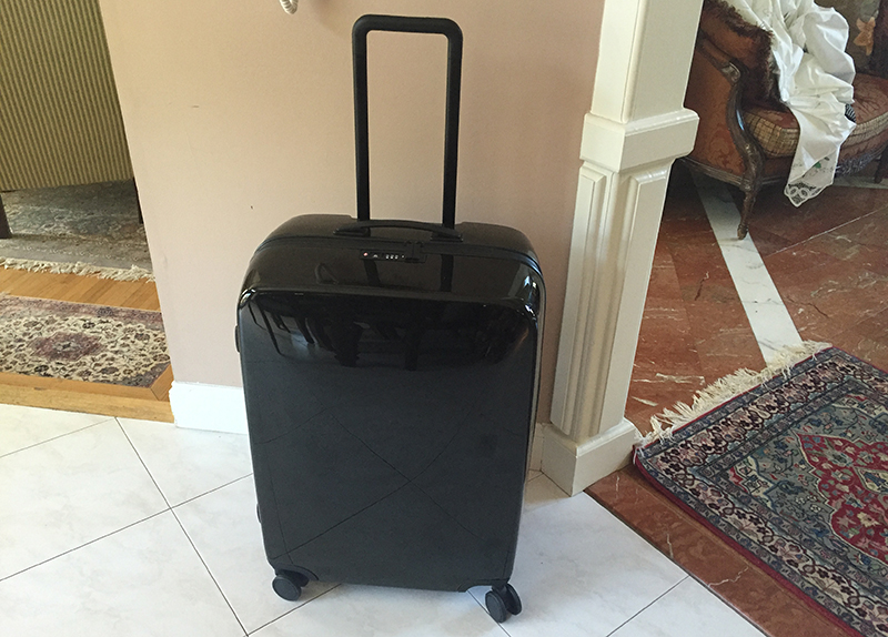 Raden Check Luggage Review