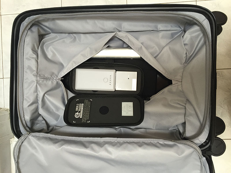 Raden Luggage Battery