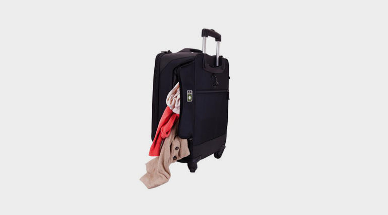 0ddfe26046d8 Genius Pack Carry On Review - Luggage Council